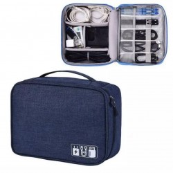 Travel Storage Bag Organiser for Electronics Accessories
