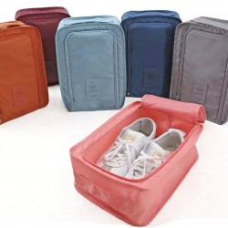 Portable Waterproof Shoe Storage Bag for Travel