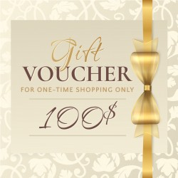 Imperatore USD $100 Shopping Voucher